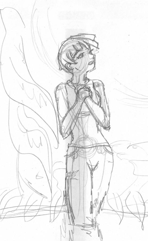 Cassie Sketch 001