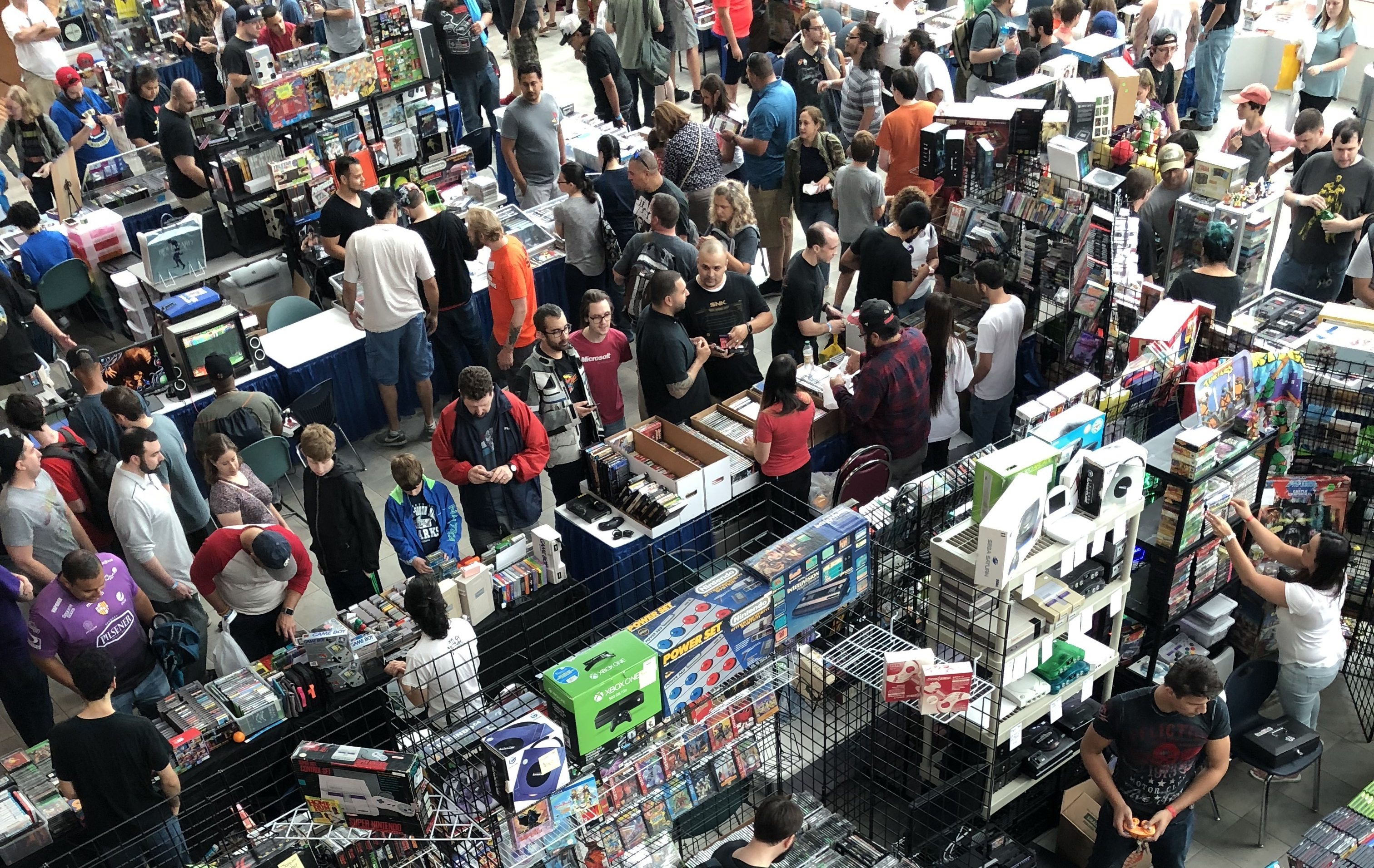 Retro Game Expo Long Island